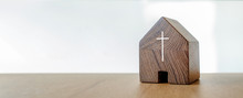 Home Church, Wooden Home Churc...