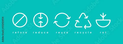 Fotografija Earth day. Ecology banner social media vector