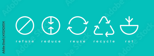 Fotografie, Obraz Earth day. Ecology banner social media vector