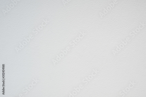 Obraz Texture background covered with white matte paint. - fototapety do salonu