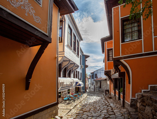 Photo sur Toile Europe de l Est Plovdiv, Bulgaria, Old Town, Essen_6