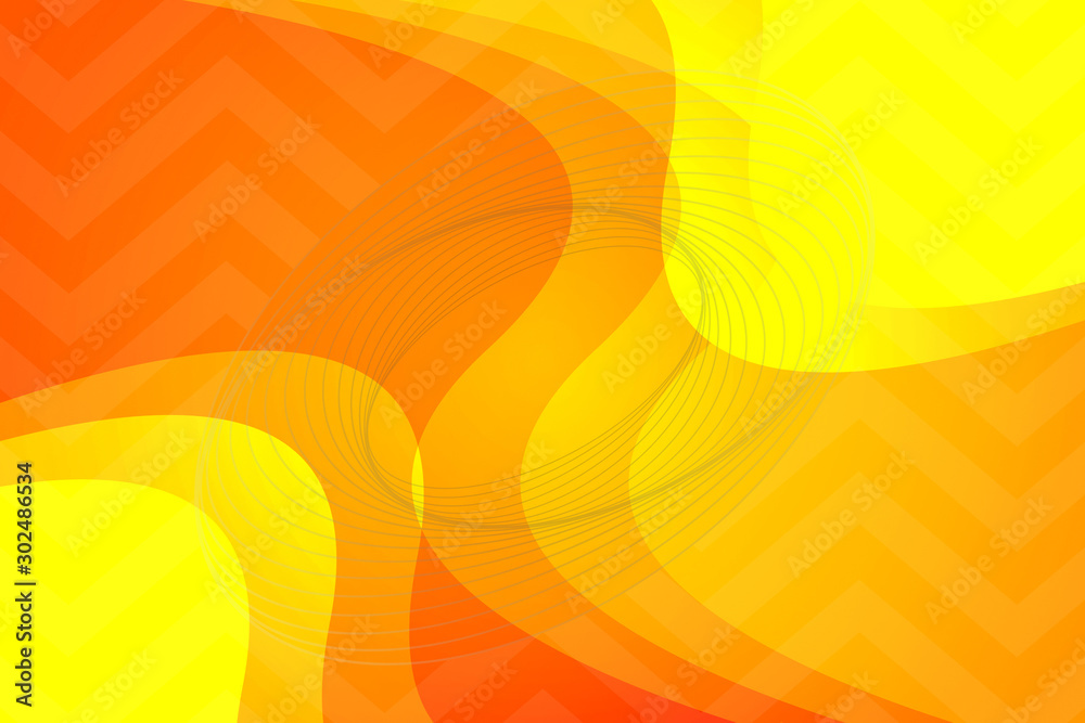 Fototapety, obrazy: abstract, orange, design, yellow, illustration, light, texture, pattern, wallpaper, red, fractal, line, backdrop, bright, color, backgrounds, art, waves, rays, sun, lines, graphic, gold, space, summer