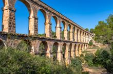 Ancient Roman Aqueduct Ponte D...