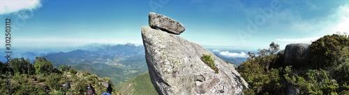 Fotografie, Tablou  caledonia peak  - Pico do Caledônia - Panorâmica
