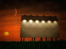 Sunset Or Sunrise Billboard