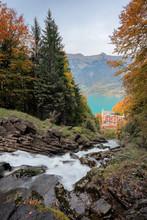 Giessbachfälle & Naturpark - Giessbach