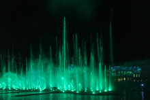 Closing Show In The Fountain A...