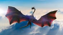Dragon, Gigantic Winged Creatu...