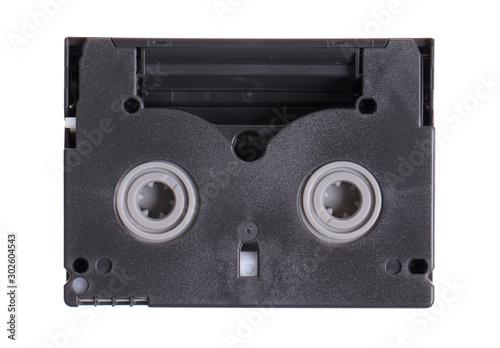 Valokuva  Old Video-8 cassette tape
