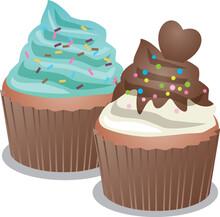 カップケーキのイメー...