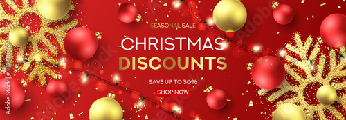 Cuadros en Lienzo Web banner for Christmas sale