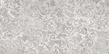 Seamless Background With Flowe...