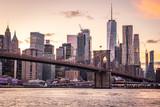 Fototapeta Nowy York - Manhattan