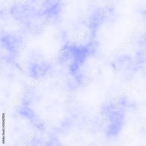 Cloudy tie dye sky marble light seamless endless textured pattern background Tapéta, Fotótapéta