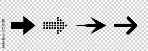 Pinturas sobre lienzo  Arrows vector
