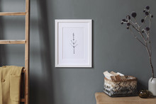 Stylish Interior Design Of Liv...