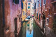 venice, city on the water
