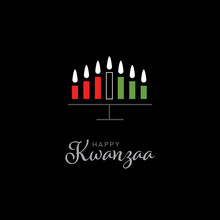 Happy Kwanzaa Card Template Wi...