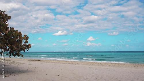 Varadero beach, Matanzas, Cuba. Fototapeta