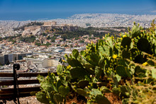 The City Of Athens Seen From T...