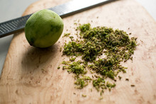 Fennel Seeds And Lime Rub