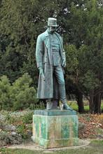 Statue Of Emperor Francis Jose...