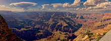 Panorama Of The Grand Canyon J...