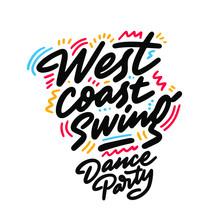 West Coast Swing Dance Party L...
