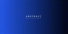 Abstract Blue Metal Texture Ba...