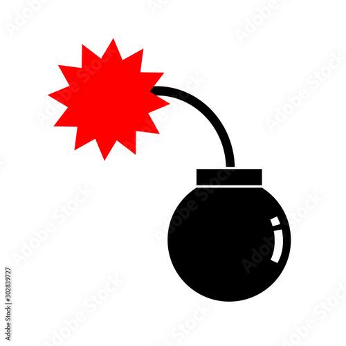 爆弾 Slika na platnu