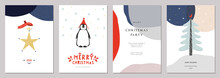 Merry Christmas And Bright Corporate Holiday Cards.