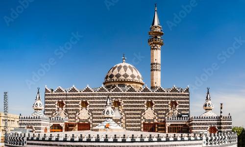 Fotografia Abu Darwish Mosque in Amman