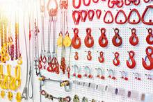 Lifting Equipment, Hooks And Chains
