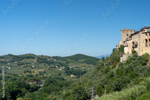 Photo Arpino, Italy, historic town