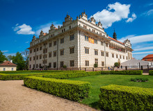 Picturesque View Of Litomysl C...
