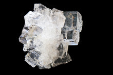 Salt Crystal Mineral