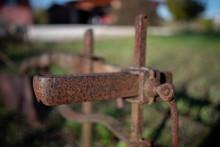 Agricoltura, Attrezzatura Dei Contadini Per Arare E Lavorare I Campi E Coltivare