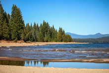 Lake Almanor Scenic View From ...