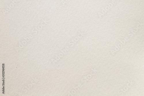 Fotografie, Obraz Blank watercolor drawing paper texture