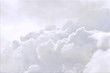 Leinwandbild Motiv clouds in the sky