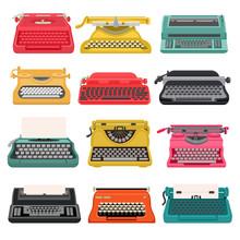 Typewriter Vector Old Vintage ...