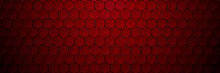 Hexagon Background Pattern, Pa...