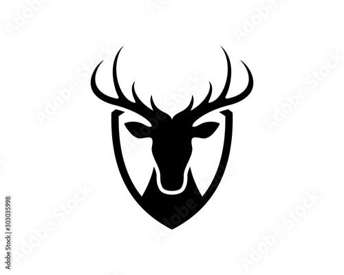 Fotografiet Deer Shield