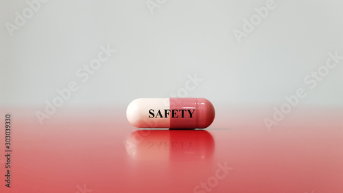 Pharmacovigilance (PV or PhV), also known as drug safety, is the pharmacological science to detection, monitoring, and prevention of adverse effects with pharmaceutical product Wallpaper Mural
