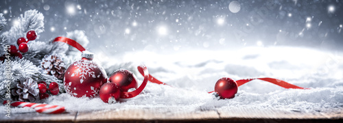Photo Christmas decoration