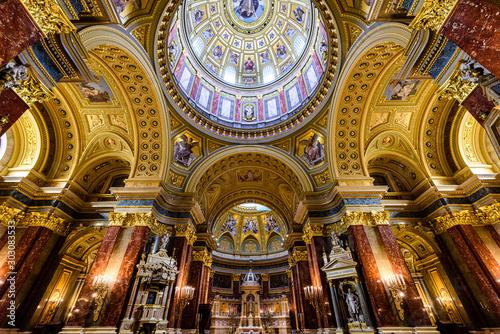 Photo  Budapest, Ungheria, basilica di santo stefano