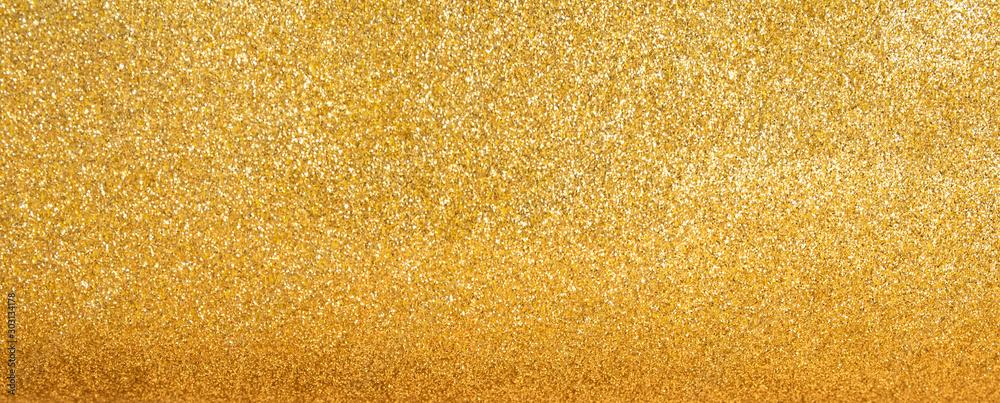 Fototapeta Golden texture background