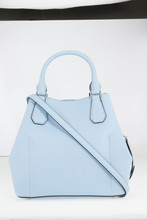 Extra Mini Leather Lady Bag , Tote Bag With Printed Strap, Leather Handbag For Women, Small Handbag With Shoulder Strap