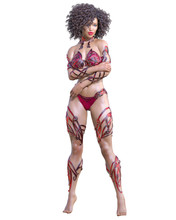 Warrior Amazon Woman.