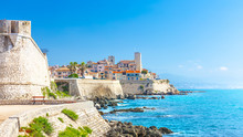 Historic Center Of Antibes, Fr...